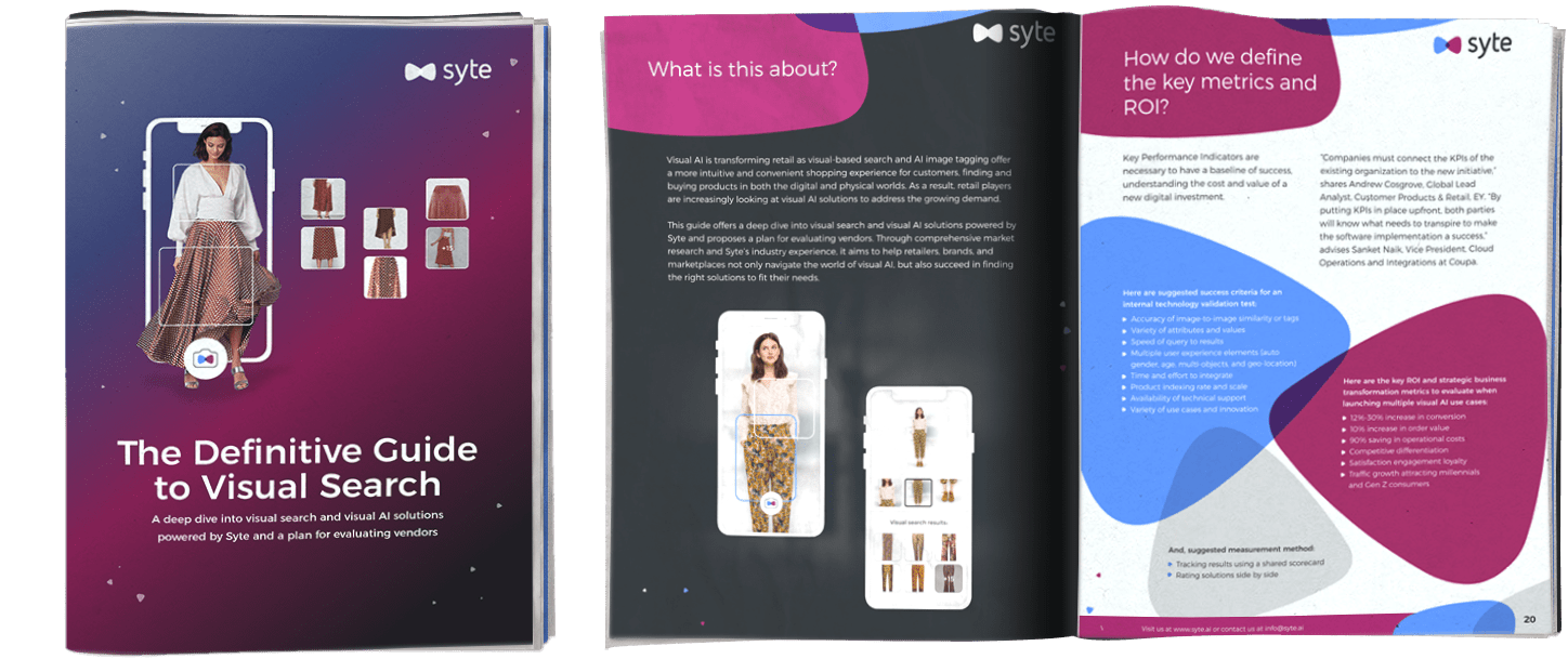 [eBook] The Definitive Guide to Visual Search
